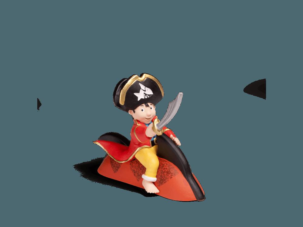Tonies® Käpt& 39;n Sharky und das Seeungeheuer   Hörspiele - Jetzt online kaufen