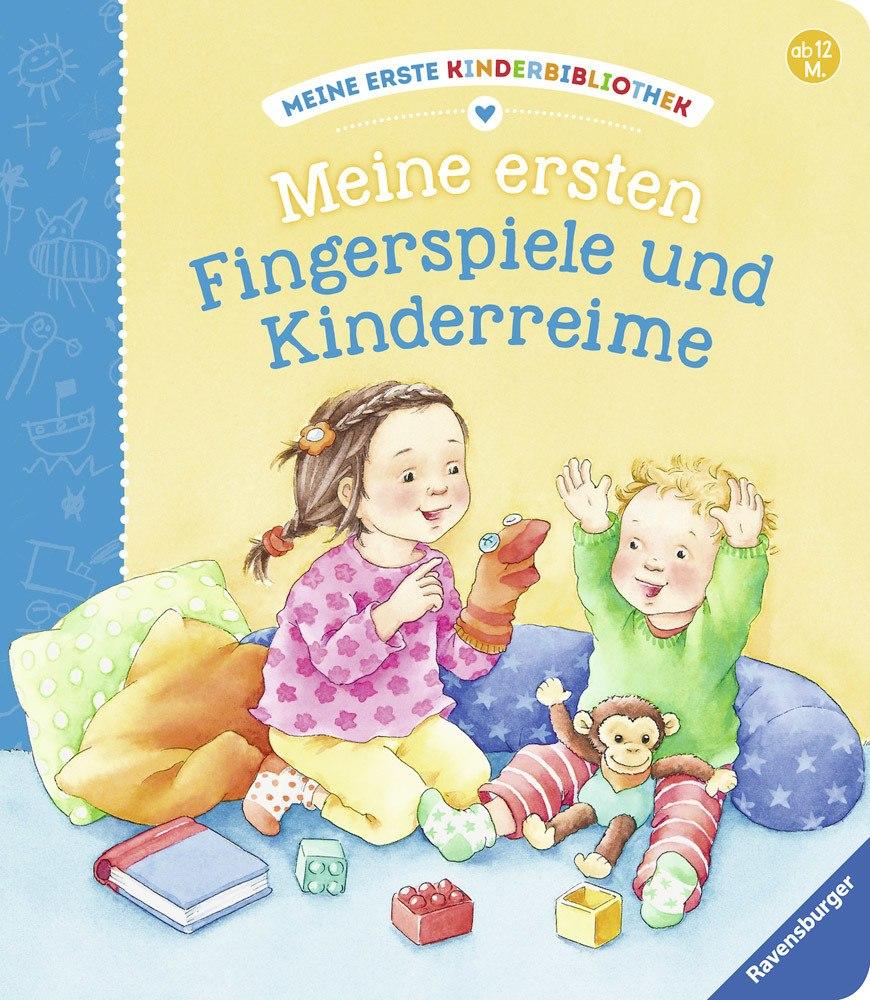 Ravensburger Meine ersten Fingerspiele und Kinderreime   Reim- & Liederbücher - Jetzt online kaufen