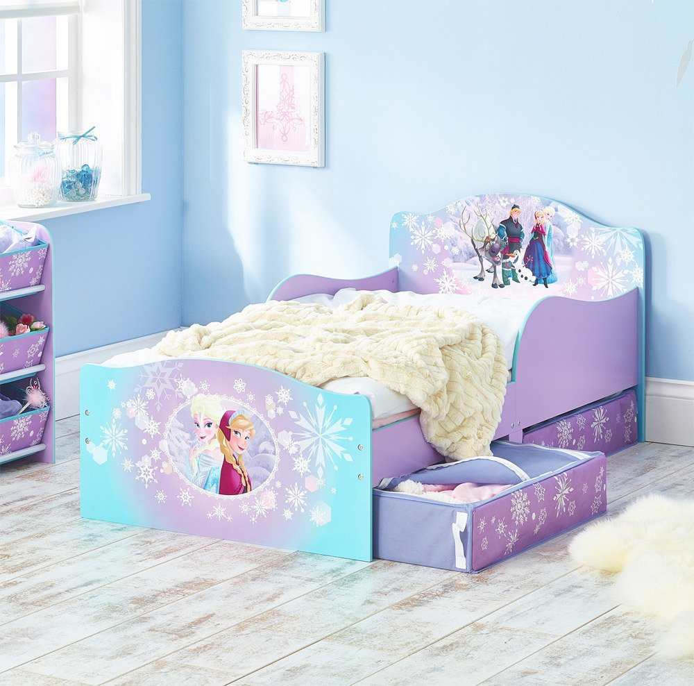worlds apart kinderbett de luxe mit schubladen kinderbett 70 x 140 jetzt online kaufen. Black Bedroom Furniture Sets. Home Design Ideas