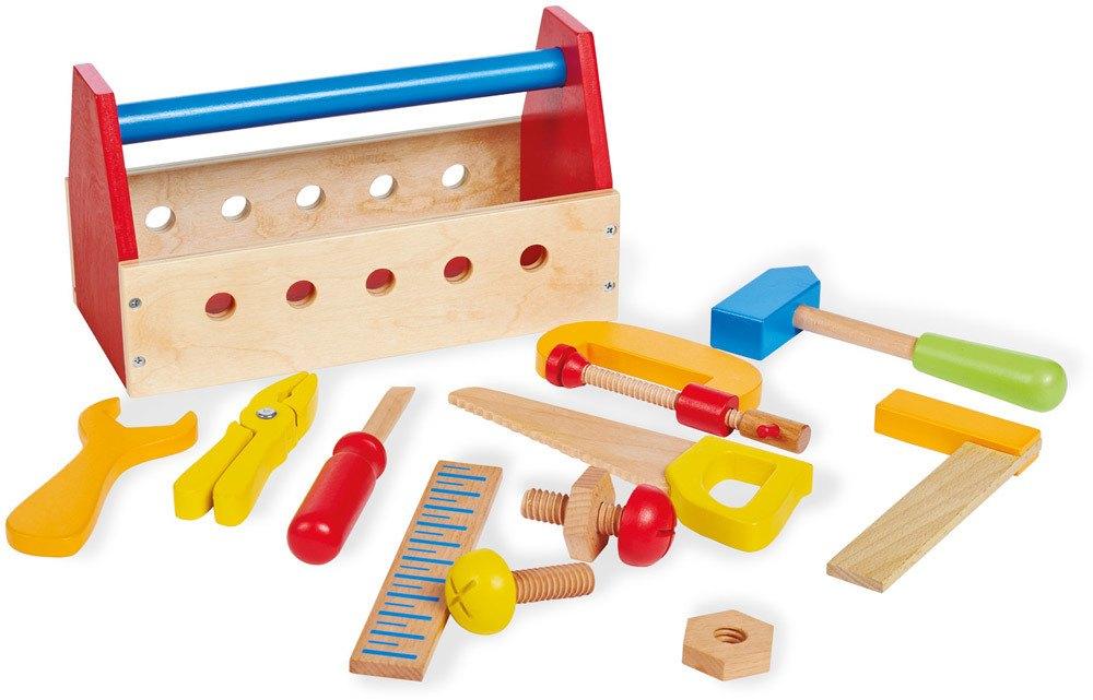 Pinolino Werkzeugkiste & 39;Erwin& 39;   Kinderwerkzeug - Jetzt online kaufen