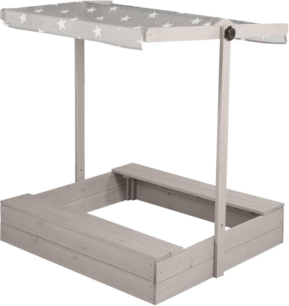 Roba Sandkasten mit Dach Little Stars   Sandkasten - Jetzt online kaufen
