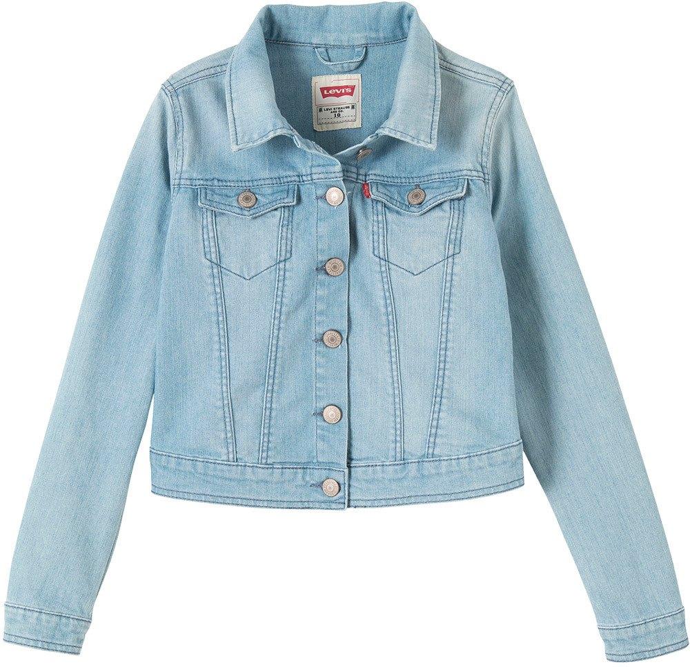 tolle sorten Schnelle Lieferung Release-Info zu Levis Jeansjacke für Mädchen » Sweatjacken - Jetzt online kaufen |  windeln.de