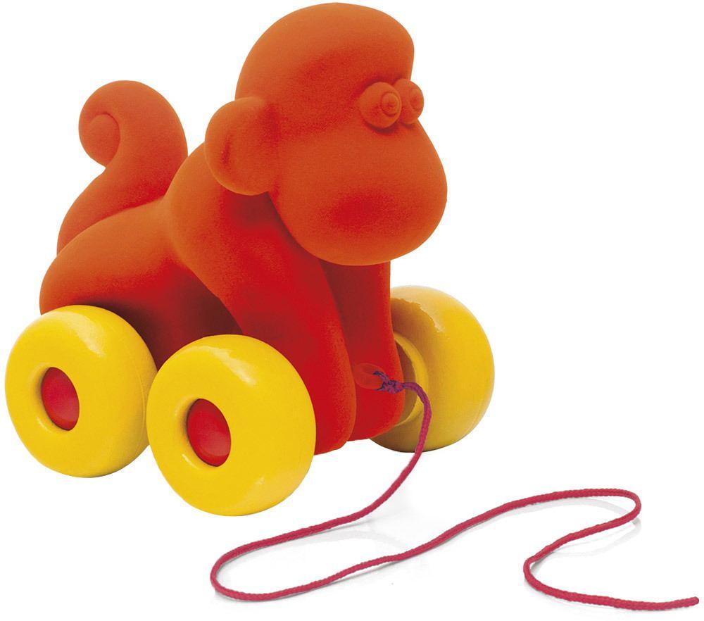 Rubbabu Nachziehtier Affe   Ziehspielzeug - Jetzt online kaufen