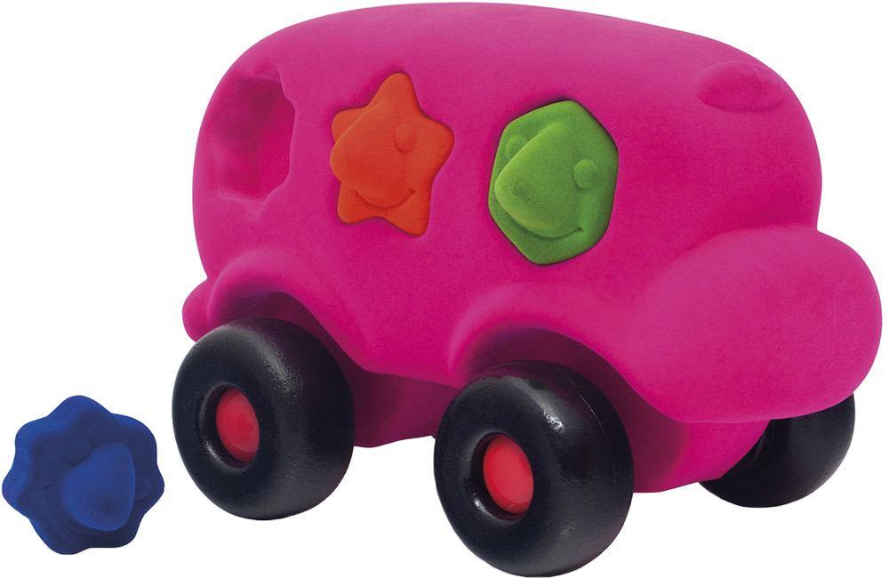Rubbabu Activity-Bus mit 6 Formen   Spielzeugautos - Jetzt online kaufen
