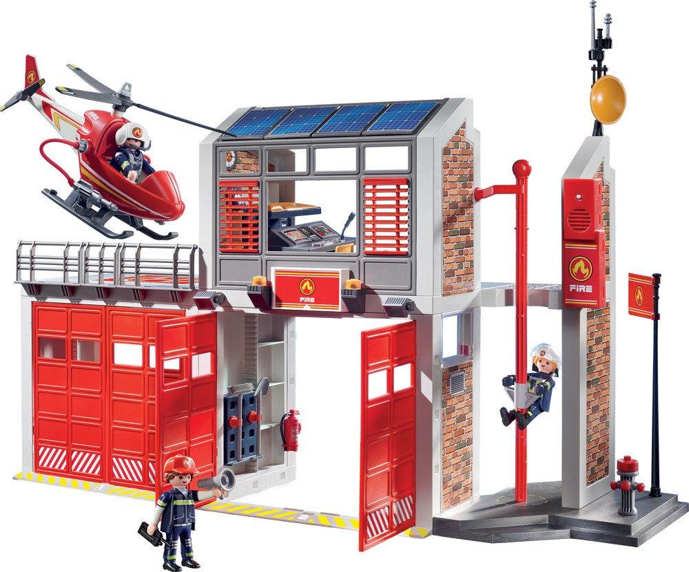 PLAYMOBIL® City Action - 9462 - Große Feuerwache   Spielsets - Jetzt online kaufen