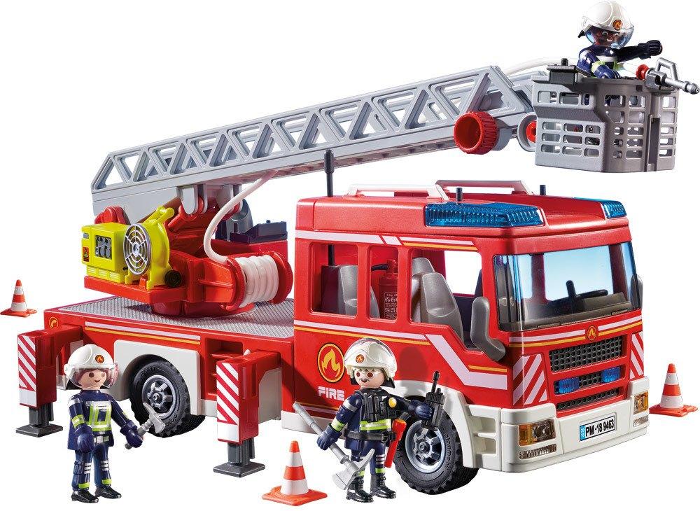 PLAYMOBIL® City Action - 9463 - Feuerwehr-Leiterfahrzeug   Spielsets - Jetzt online kaufen