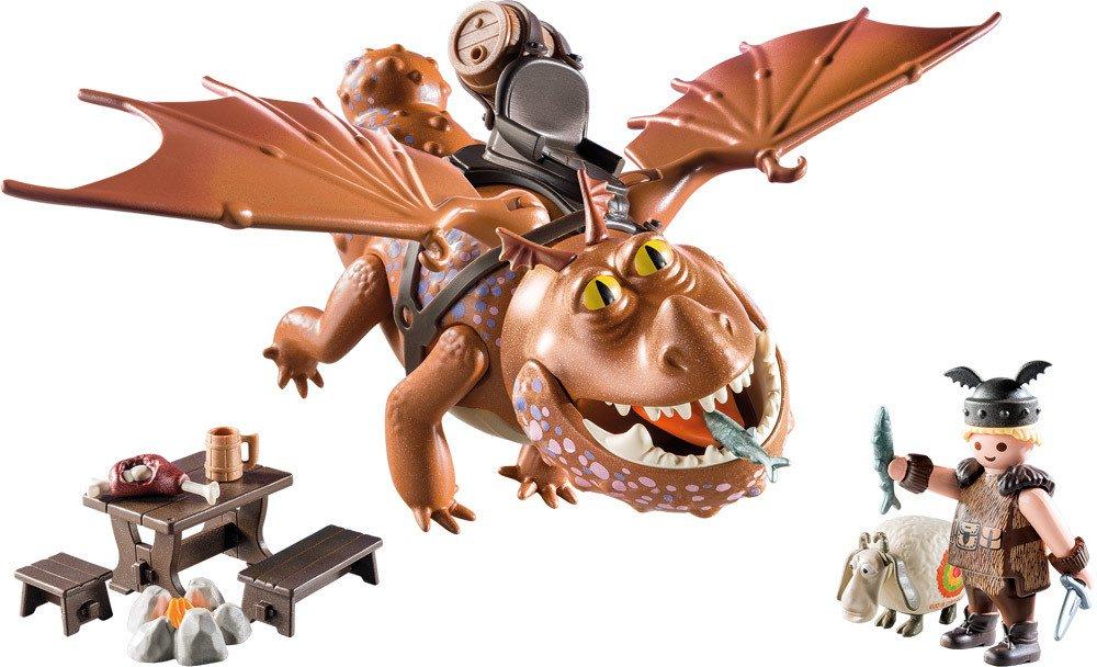 PLAYMOBIL® Dragons - 9460 - Fischbein und Fleischklops   Spielsets - Jetzt online kaufen