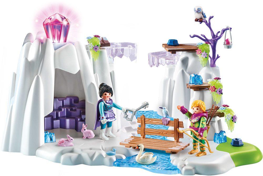 PLAYMOBIL® Magic - 9470 - Suche nach dem Liebeskristall   Spielsets - Jetzt online kaufen
