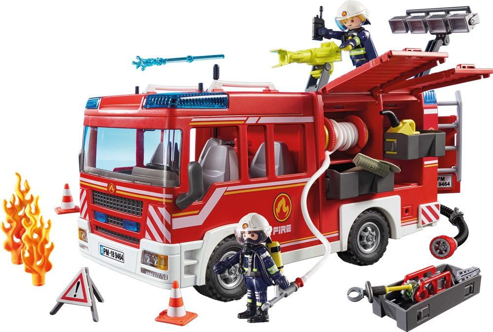 PLAYMOBIL® City Action - 9464 - Feuerwehr-Rüstfahrzeug   Spielsets - Jetzt online kaufen