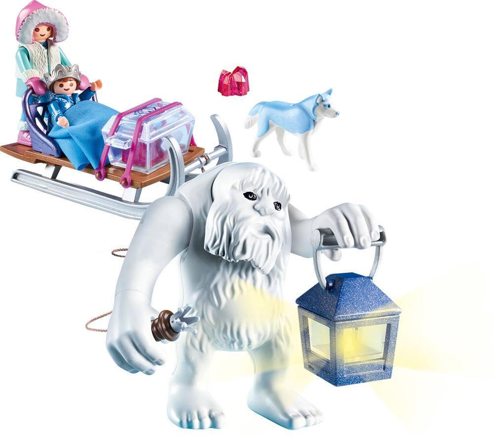 PLAYMOBIL® Magic - 9473 - Schneetroll mit Schlitten   Spielsets - Jetzt online kaufen