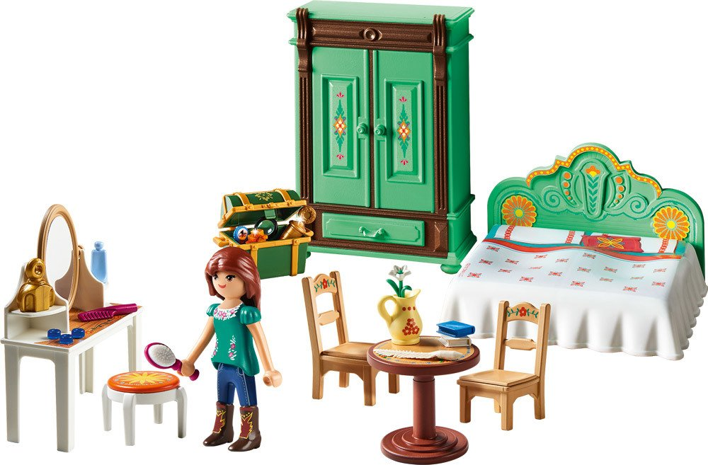 PLAYMOBIL® Spirit - Riding Free - 9476 - Luckys Schlafzimmer ...