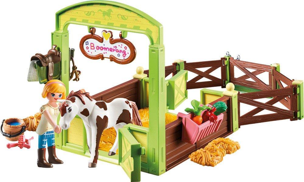 """PLAYMOBIL® Spirit - 9480 - Pferdebox """"Abigail & Boomerang""""   Spielsets - Jetzt online kaufen"""