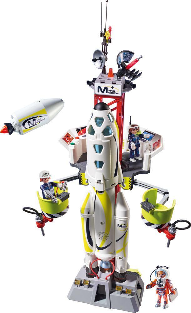 PLAYMOBIL® Space - 9488 - Mars-Rakete mit Startrampe   Spielsets - Jetzt online kaufen