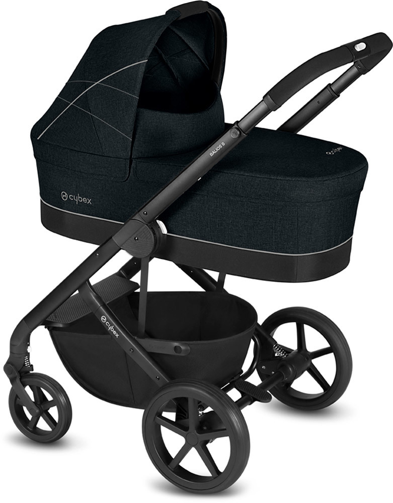 cybex kinderwagen balios s inkl babywanne kinderwagen. Black Bedroom Furniture Sets. Home Design Ideas