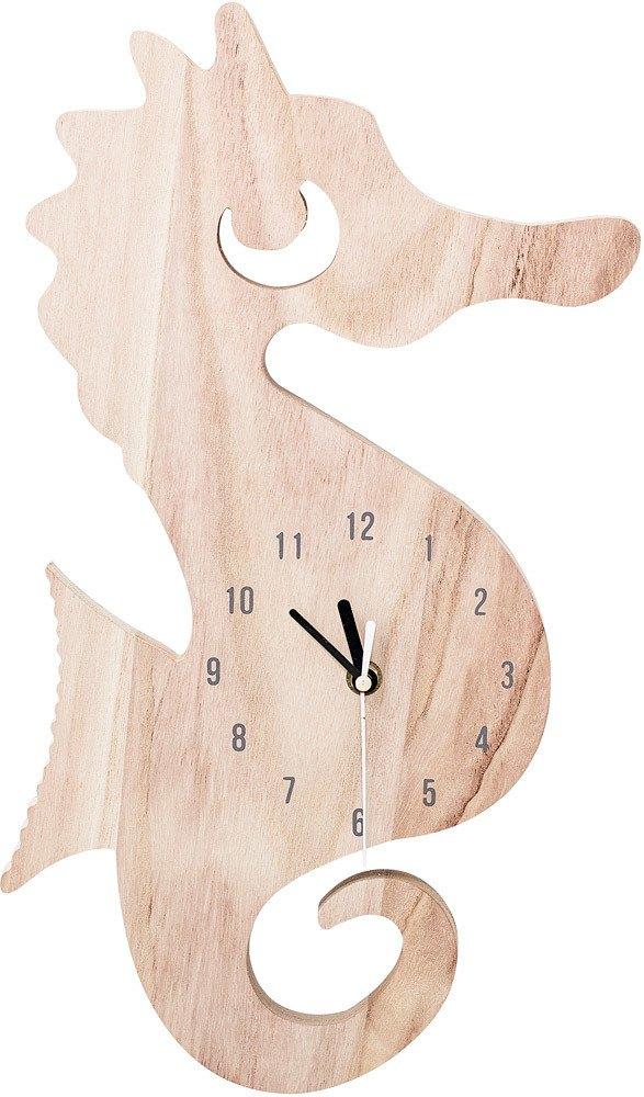 Bloomingville Wanduhr Seepferdchen » Wanduhr Kinderzimmer - Jetzt ...