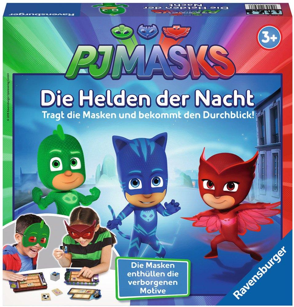 Ravensburger Lustige Kinderspiele PJ Masks Die Helden der Nacht   Reisespiele - Jetzt online kaufen
