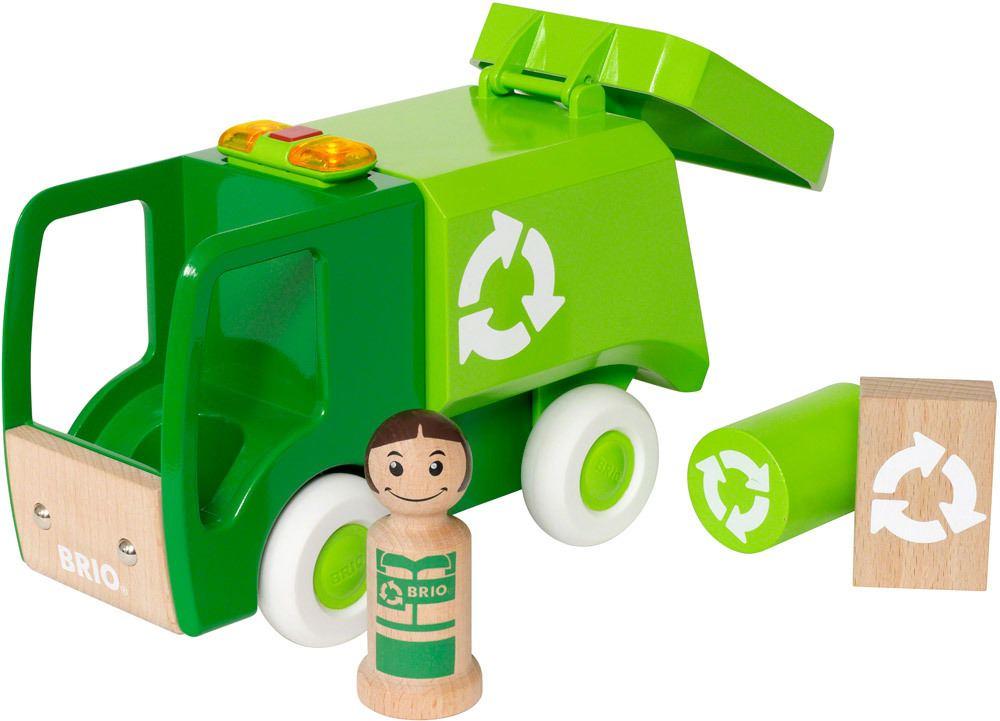 BRIO My Home Town Müllwagen   Weiteres Holzspielzeug - Jetzt online kaufen