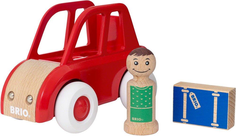 BRIO My Home Town Rotes Stadtauto   Weiteres Holzspielzeug - Jetzt online kaufen