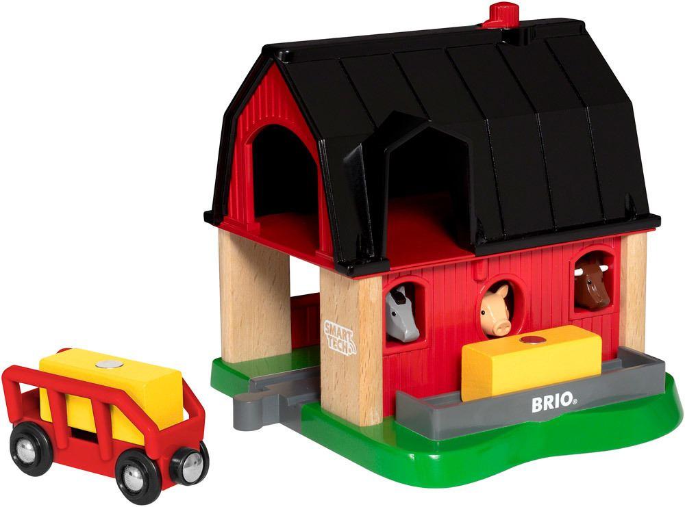 BRIO Smart Tech Bauernhof   Holzbausteine - Jetzt online kaufen