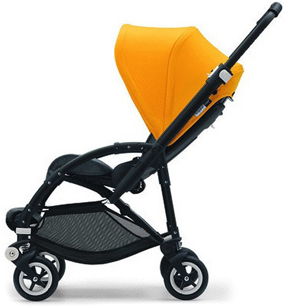 silla de paseo amarillo sunrise bugaboo bee5 adaptador. Black Bedroom Furniture Sets. Home Design Ideas