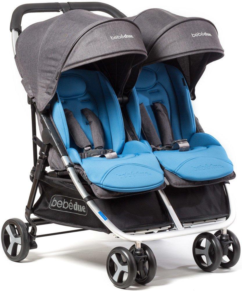 Silla de Paseo Gemelar Dual BebéDue 0m+ » comprar ahora online |