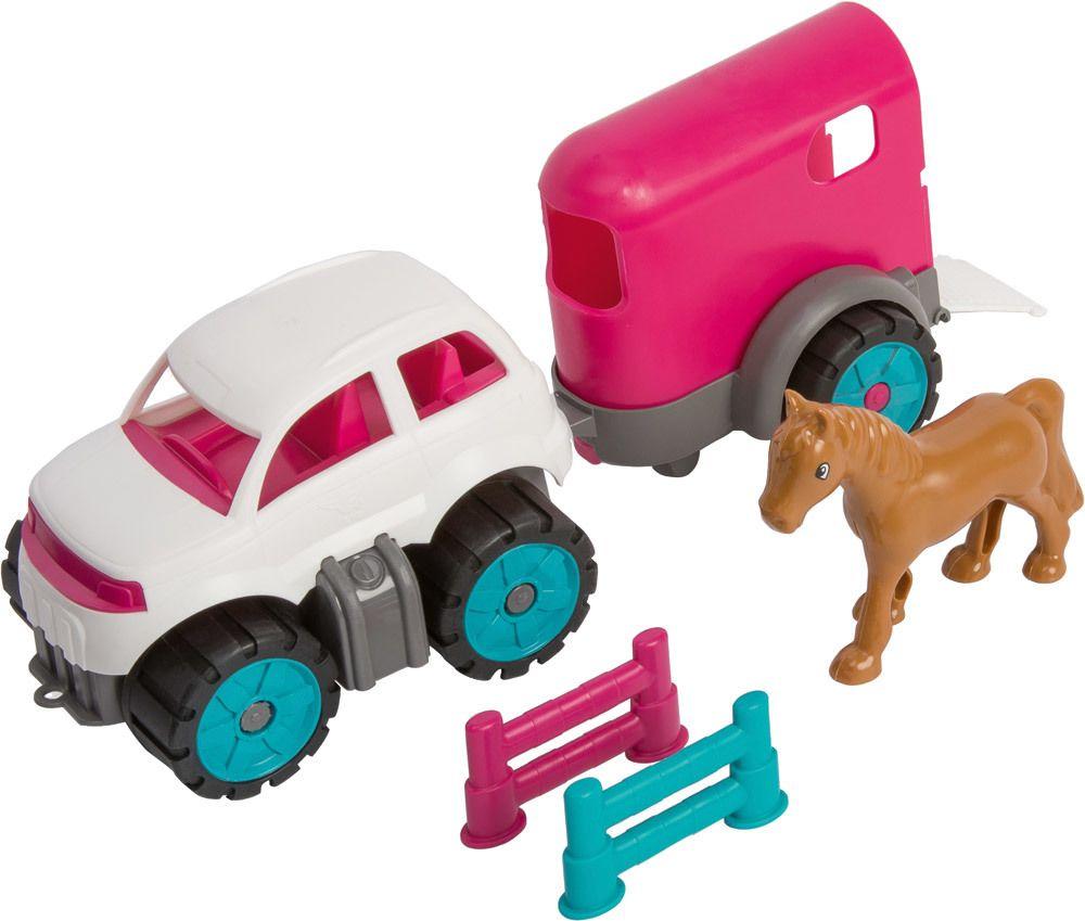 BIG-PW Mini Ponytransporter-Set   Spielzeugautos - Jetzt online kaufen