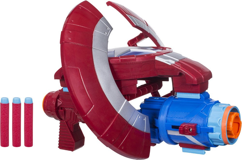 Hasbro Avengers Assembler Gear Captain America   Actionfiguren - Jetzt online kaufen