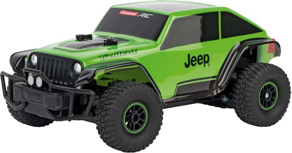 Carrera RC Jeep Trailcat   Ferngesteuertes Auto - Jetzt online kaufen