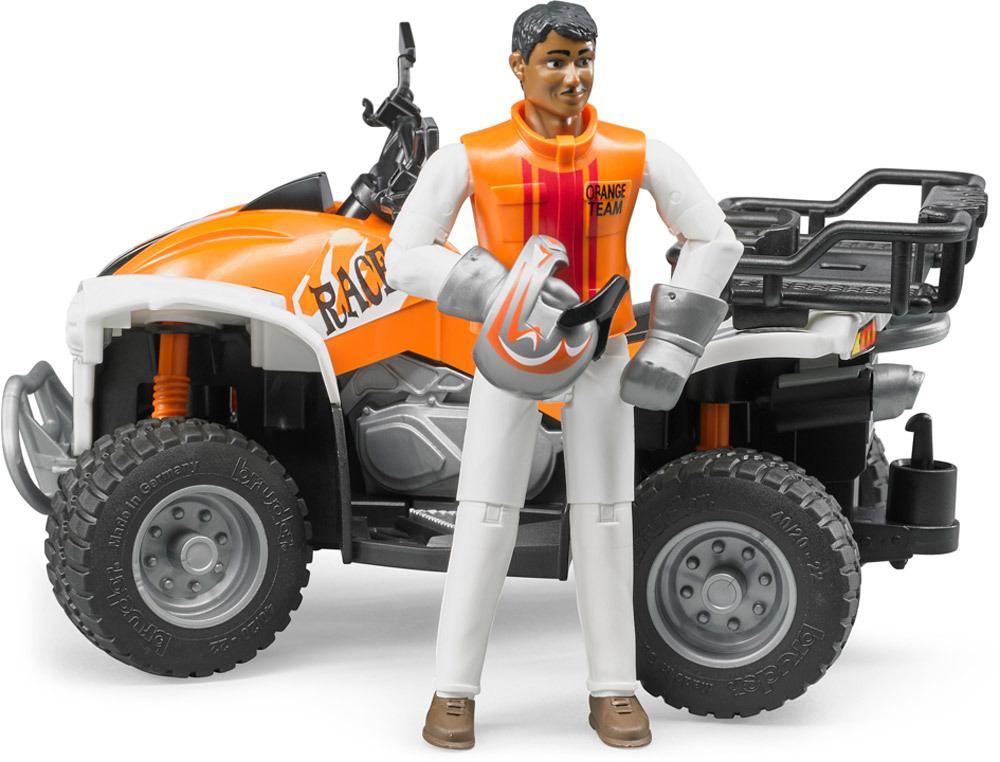 BRUDER Quad mit Fahrer bWorld     Spielzeugautos - Jetzt online kaufen 30f556