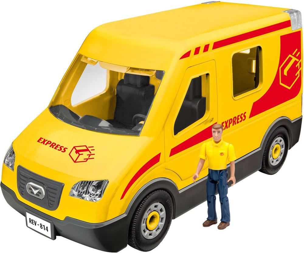 Revell Junior Kit Paketdienst-Fahrzeug   Konstruktionsspielzeug - Jetzt online kaufen