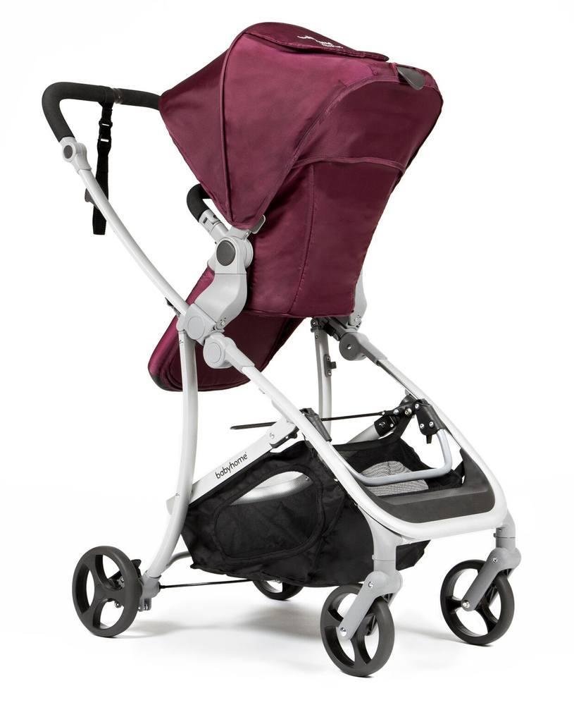 Silla de paseo vida plus purple babyhome 0m sillas de paseo - Silla babyhome vida ...