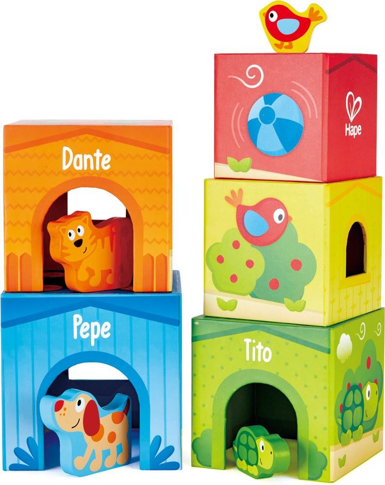 Hape Pepe & Friends Stapelturm   Spielsets - Jetzt online kaufen
