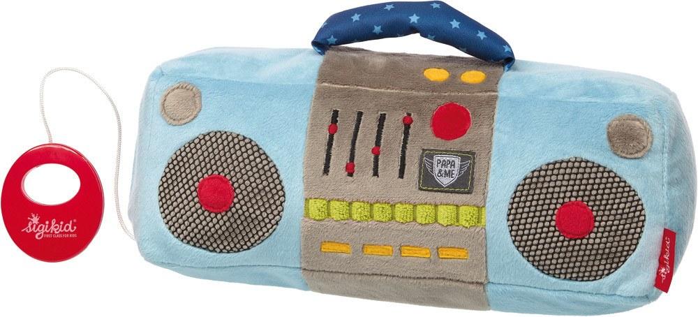 Sigikid Spieluhr Radio Papa & Me    - Jetzt online kaufen