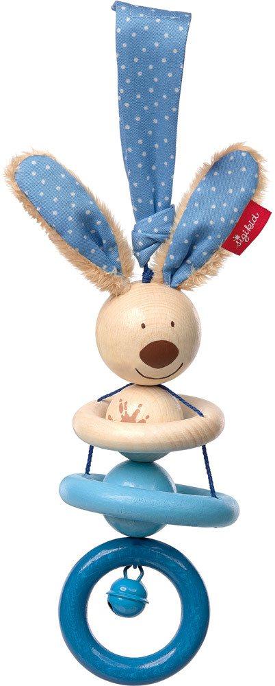 Sigikid Holz-Anhänger Semmel Bunny   Spielzeug für Babyschale - Jetzt online kaufen