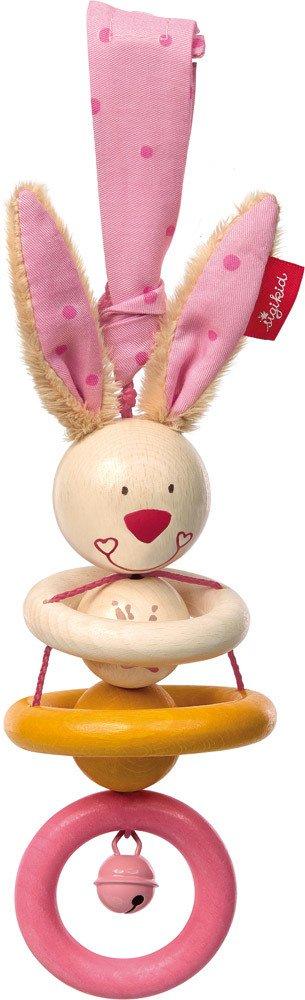 Sigikid Holz-Anhänger Bungee Bunny   Spielzeug für Babyschale - Jetzt online kaufen