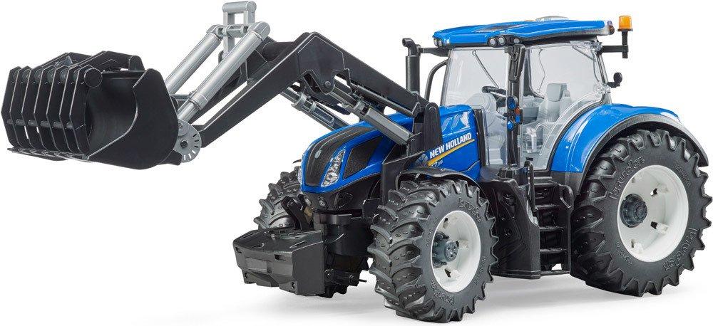 BRUDER New Holland T7.315 mit Frontlader   Spielzeugtraktor - Jetzt online kaufen