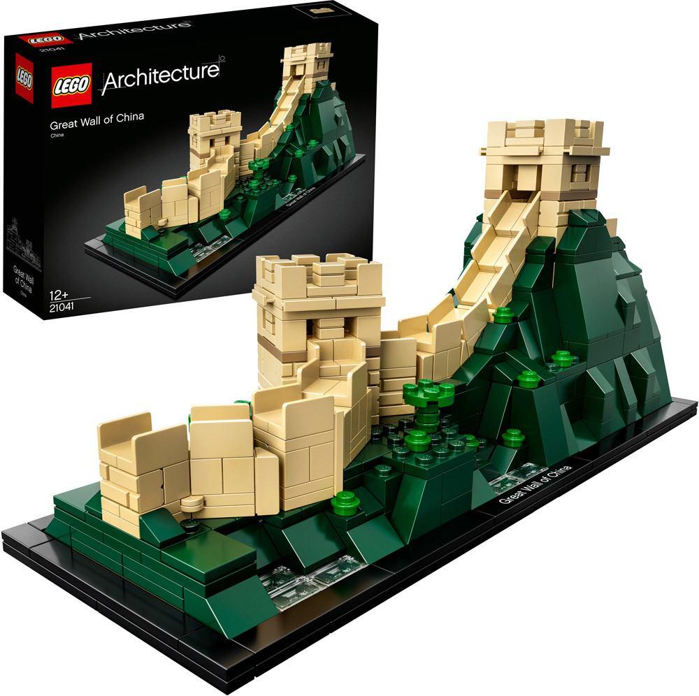 lego architecture 21041 die chinesische mauer lego jetzt online kaufen. Black Bedroom Furniture Sets. Home Design Ideas