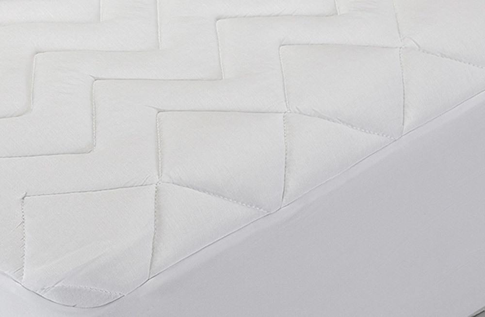 prot ge matelas matelass lyocell ultra respirant pikolin acheter maintenant en ligne. Black Bedroom Furniture Sets. Home Design Ideas