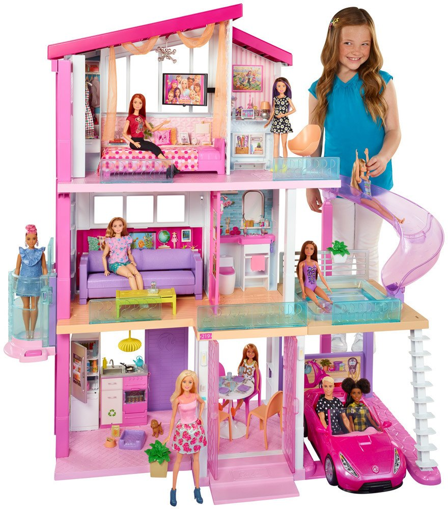 La Maison de Tes Rêves Barbie » acheter maintenant en ligne | bebitus.fr