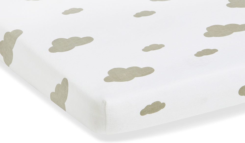 pinolino spannbetttuch f r wiegen doppelpack w lkchen spannbettlaken babybett jetzt online. Black Bedroom Furniture Sets. Home Design Ideas