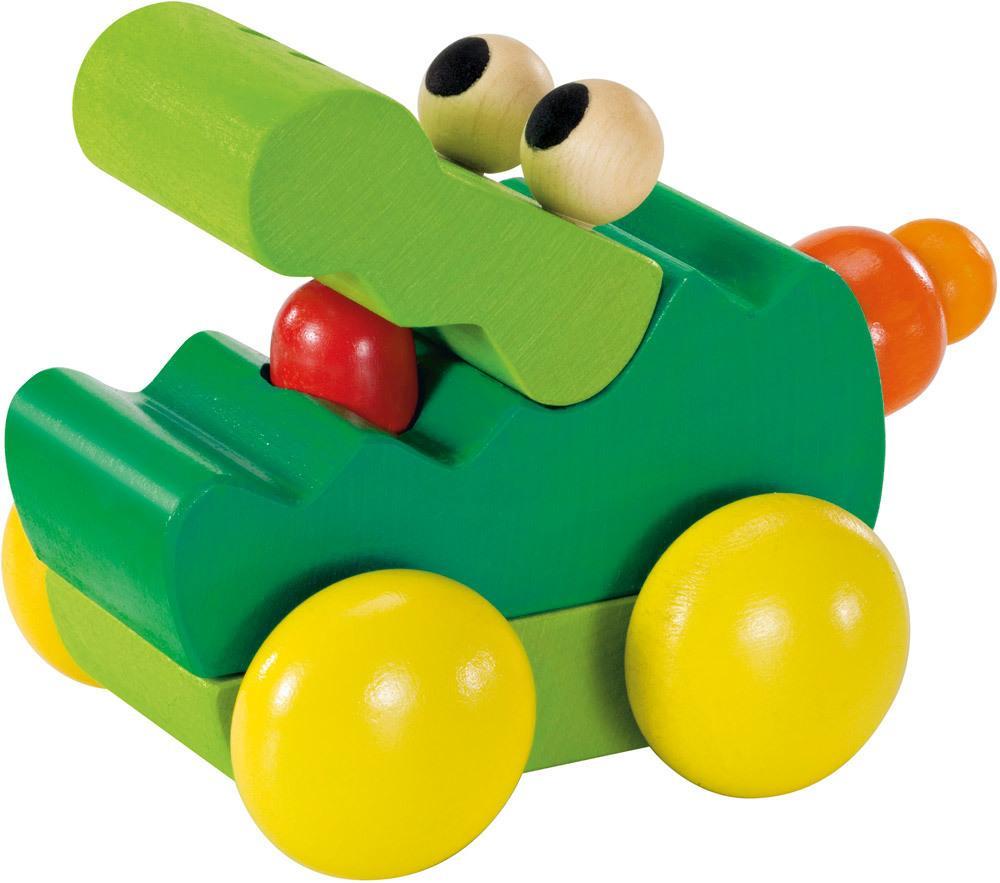 Selecta Zoolini Krokodil   Ziehspielzeug - Jetzt online kaufen