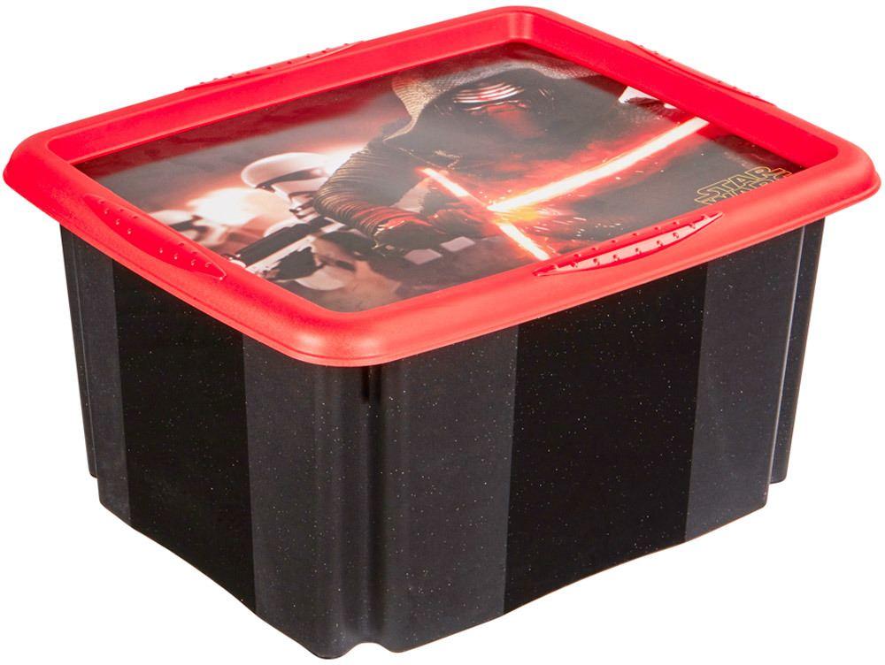 keeeper stack go box 24 l aufbewahrungsboxen jetzt. Black Bedroom Furniture Sets. Home Design Ideas