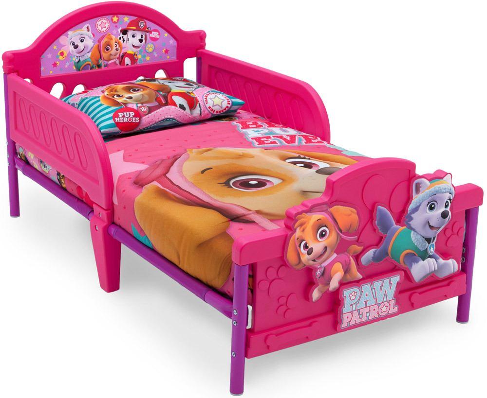 Delta Kids 3D Kinderbett Disney PAW PATROL » Kinderbett 70 x 140 ...