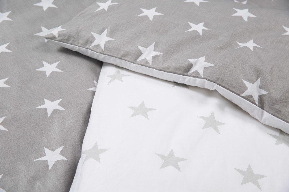 roba bettw sche little stars baby bettw sche set jetzt online kaufen. Black Bedroom Furniture Sets. Home Design Ideas