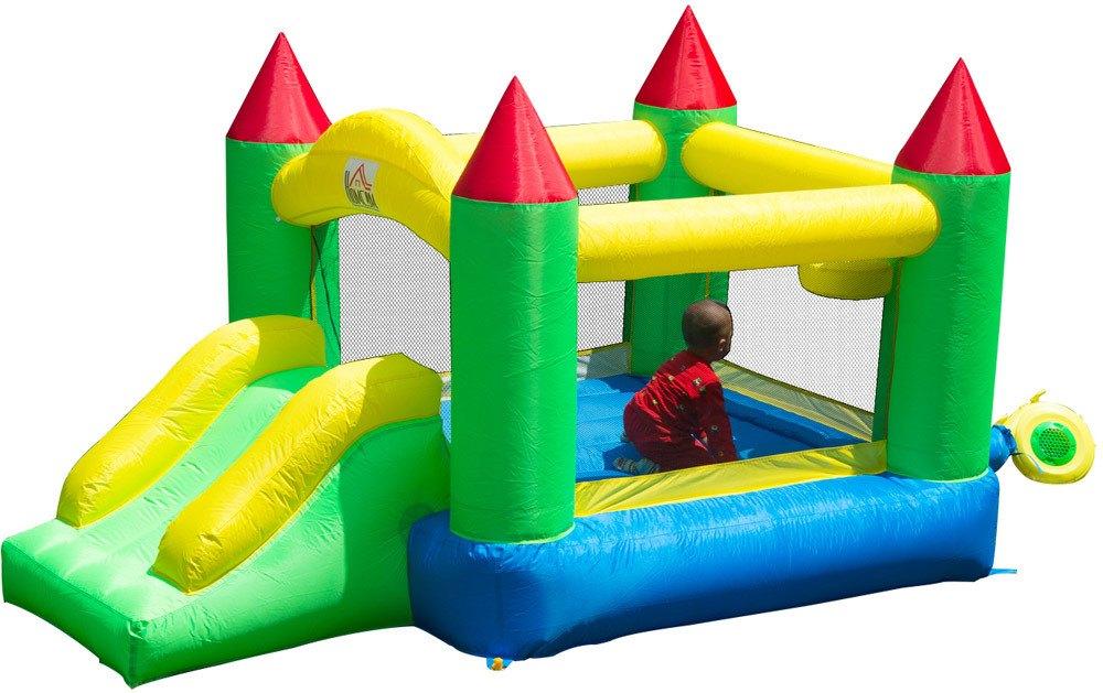 2fa79f759 Castelo Insuflável para Crianças Aosom 3 anos » comprar agora online ...