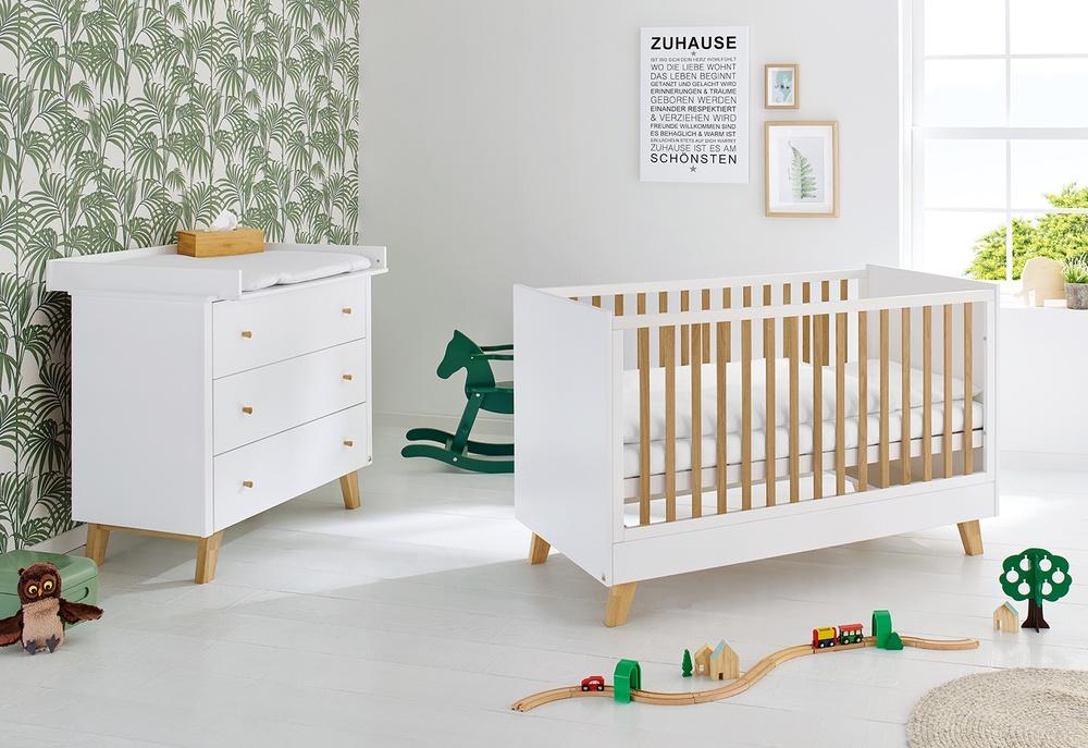 Pinolino Babyzimmer Pan Babyzimmer 2 Teilig Jetzt Online Kaufen Windeln De