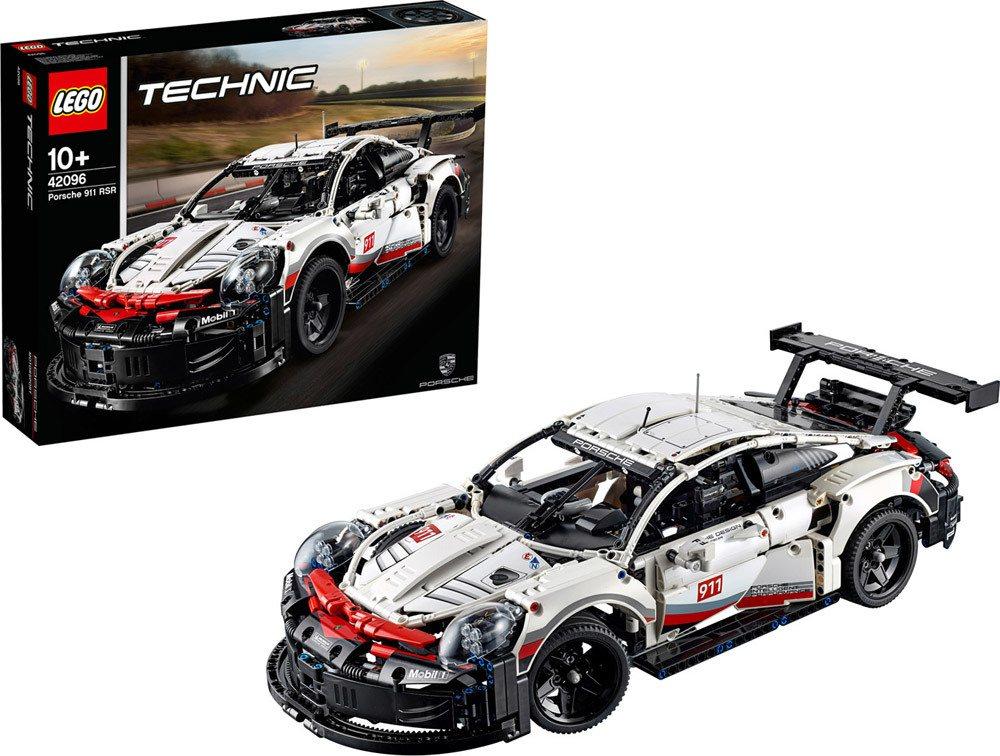 Lego Technic 42096 Porsche 911 Rsr Lego Jetzt Online Kaufen