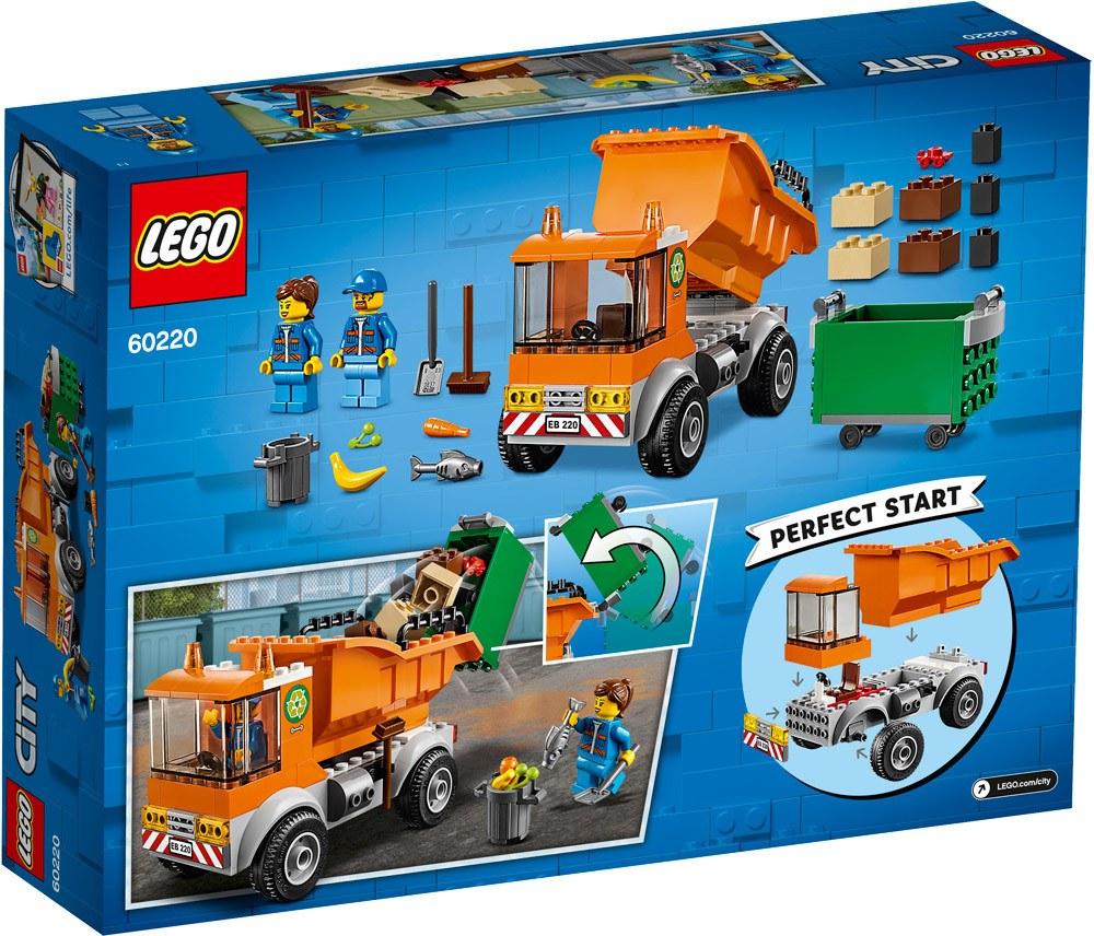LEGO® City 60220 - Müllabfuhr » LEGO® - Jetzt online ...