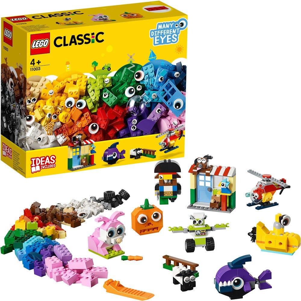 Lego Classic 11003 Bausteine Witzige Figuren Lego Jetzt