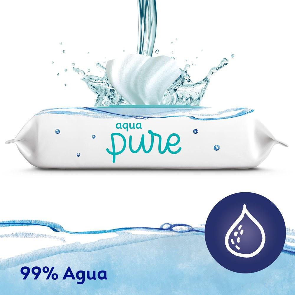 Dodot Toallitas Aquapure